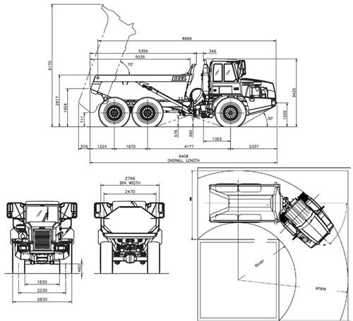 B25D-line-drawings
