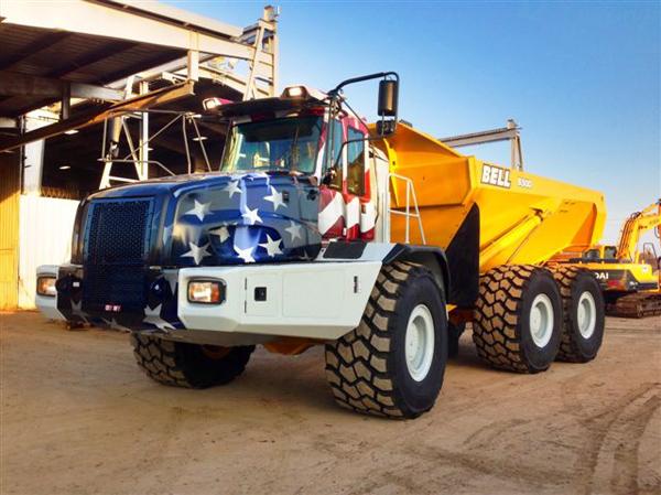 bell-trucks-america-conexpo-truck2-2014