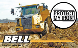 Bell Trucks Adds After-Market Value with Protect My Iron®