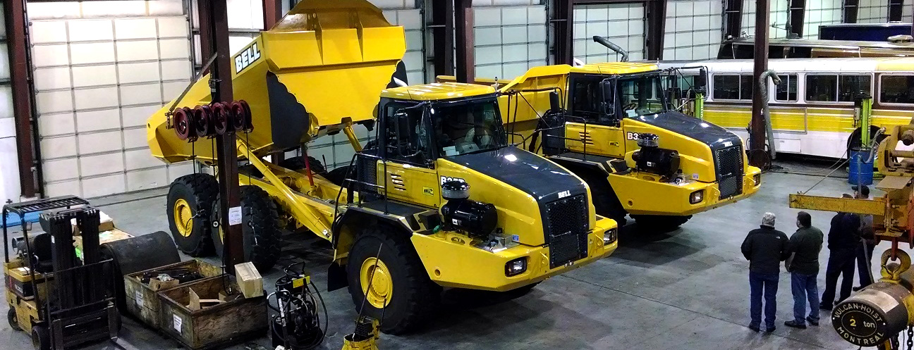 Bell Trucks America & Orion Equipment