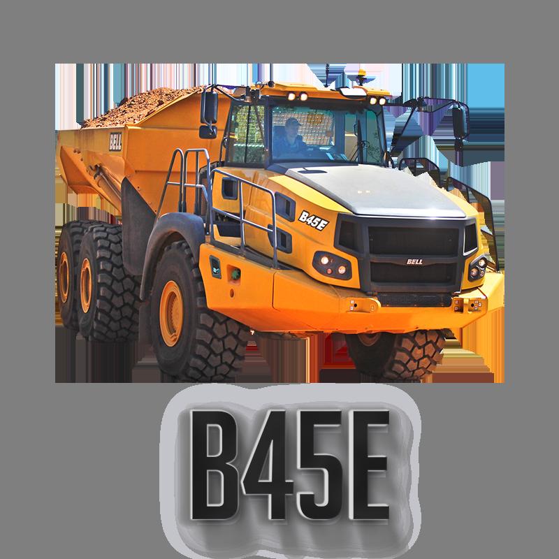 Bell B45E Articulated Truck