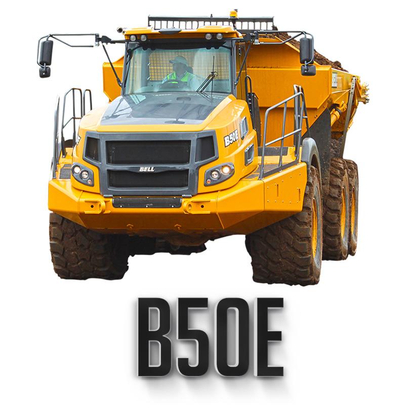 Bell B50E Articulated Truck