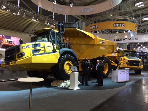 Largest ADT - B60E