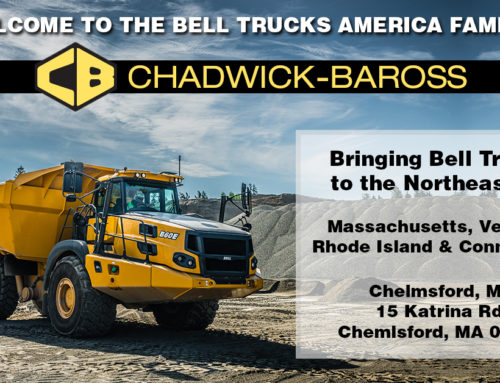 Bell Trucks America Welcomes New Dealer Chadwick-Baross