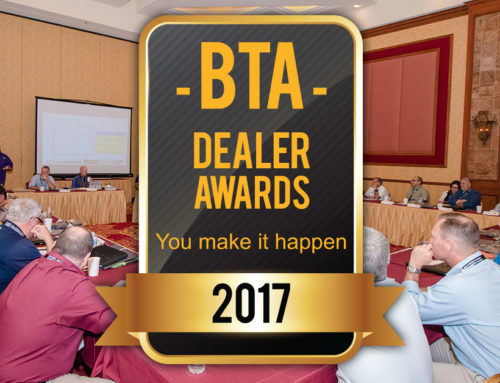BTA Dealer 2017 Awards