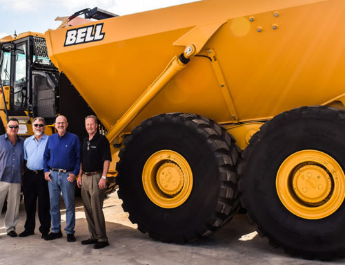 Congressman Poe Visits Bell Dealer FSEI in Houston, TX