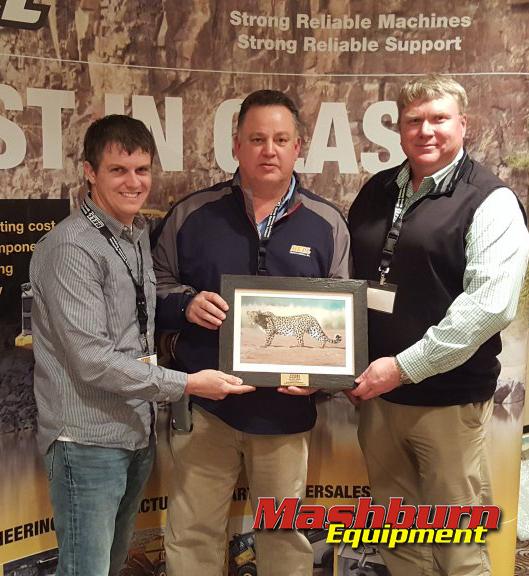 Mashburn Equipment Wins Bell Trucks America