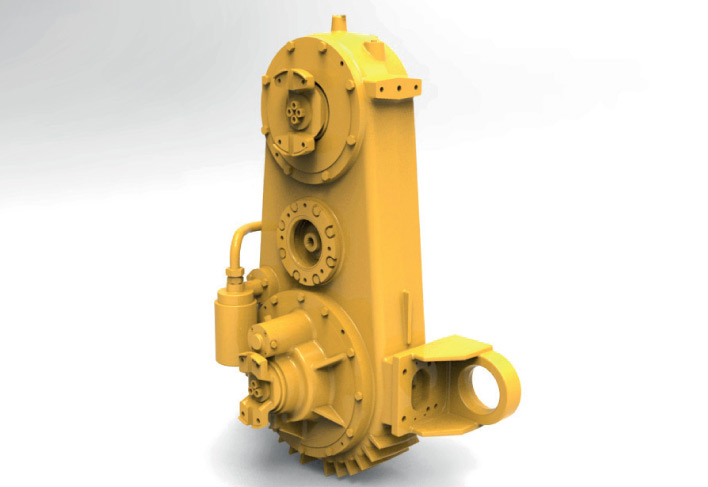 E Series ADT Axel Differential