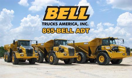 Bell Articulated Trucks