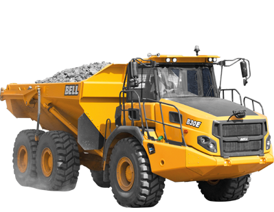 BTA E Series Articulated Trucks