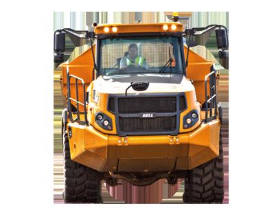 Bell Trucks America B50E ADT