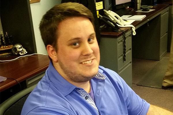 Matt Nevins, Warranty Administrator, Bell Trucks America